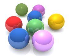 Free Balls Stock Image - 6624401