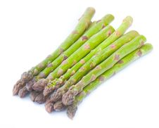 Free Bunch Of Asparagus Stock Photography - 6625722