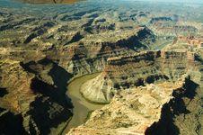 Canyonlands Utah Royalty Free Stock Photos