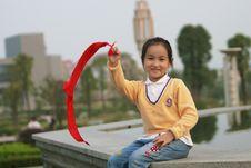Free Asian   Girl Royalty Free Stock Image - 6627056