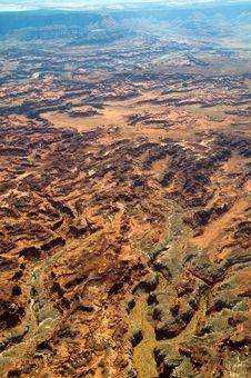 Canyonlands Utah Royalty Free Stock Image