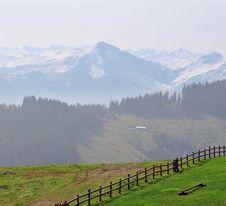 Free Mountain View Stock Photography - 6627582