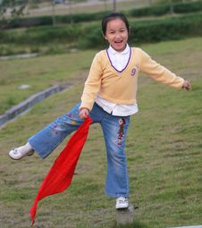 Free Asian   Girl Royalty Free Stock Photography - 6627587