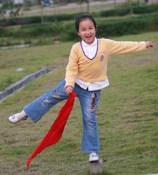 Free Asian   Girl Royalty Free Stock Image - 6627626