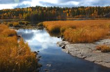Free Autumn River Stock Photography - 6627812