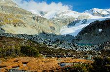 Free Glacier Lake Royalty Free Stock Images - 6627989