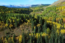 Free Sheep River Valley In Autumn Stock Photos - 6628423