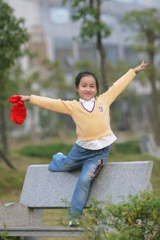 Free Asian   Girl Stock Images - 6628484