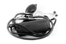 Free Tonometer And Stethoscope Royalty Free Stock Image - 6629136