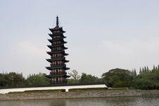 Free Pagoda Stock Photography - 6629802