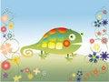 Free Chameleon Royalty Free Stock Photo - 6630795