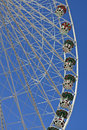 Free Ferris Wheel At The Fairground Royalty Free Stock Photography - 6633357