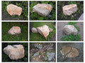 Free Stones In Grass Royalty Free Stock Photography - 6633727