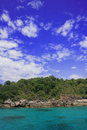 Free Blue Sky Over Similan Islands Royalty Free Stock Photos - 6636008