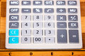 Free Calculator Royalty Free Stock Image - 6638426