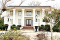 Free Southern Antebellum Mansion Stock Photography - 6639302