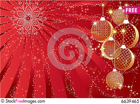 Christmas Red Background - Free Stock Photos & Images - 6639465 ...