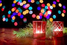 Free Christmas Still Life Stock Photography - 6631152