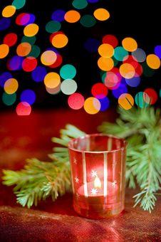 Free Christmas Still Life Royalty Free Stock Photography - 6631237