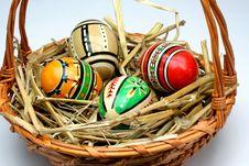 Free Eggs Royalty Free Stock Photo - 6631425