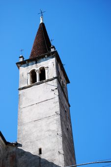 Free Old Bell Tower Stock Image - 6631741
