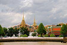 Free Wat Phra Kaew Royalty Free Stock Image - 6632156
