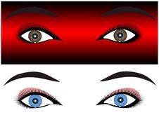 Free Eyes Stock Image - 6632701