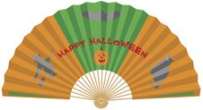 Free Halloween Fan Stock Images - 6632834
