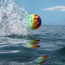 Free Beachball Stock Photos - 6632973