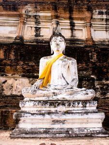 Free Buddha Statue Stock Images - 6633164