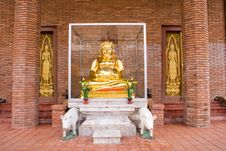 Free Golden Buddha Stock Images - 6633184