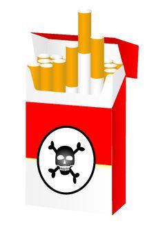 Free Cigarettes Royalty Free Stock Photos - 6633418