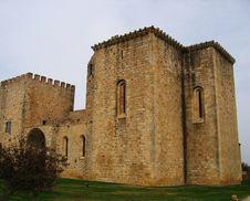 Free Castle Crato Alentejo Royalty Free Stock Photo - 6633575