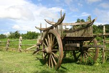 Free Haycart Stock Photo - 6633950