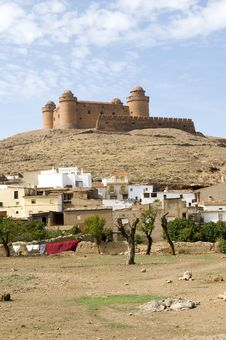 Free Castle In Andalucia Royalty Free Stock Photo - 6634475