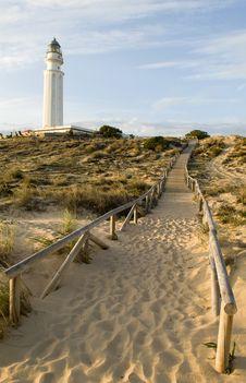 Free Trafalgar Lighthouse Royalty Free Stock Images - 6634579