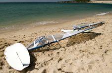 Free Windsurfing Stock Image - 6634741