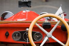 Veteran Car Royalty Free Stock Photos