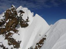 Free Mountain. Caucasus. Royalty Free Stock Photos - 6635298