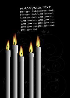 Free Candles Stock Photos - 6635603