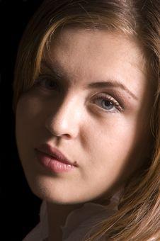 Free Beautiful Young Hispanic Woman Stock Photos - 6635653