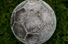 Free Old Football Stock Photography - 6636772