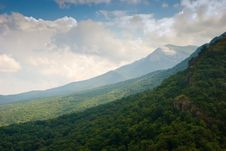 Free Crimea Mountains Royalty Free Stock Photos - 6636778
