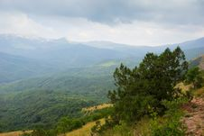 Free Crimea Mountains Stock Photography - 6636792