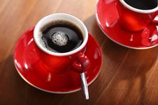 Free Cup Of Coffee Stock Photography - 6637082