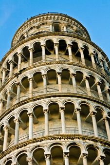 Free Tower Of Pisa Royalty Free Stock Photos - 6637228