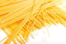 Free Macaroni On White Backgroung Stock Photos - 6637573