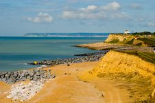 Free Glynde Gap To Eastbourne Royalty Free Stock Photo - 6637745