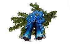 Free Christmas Bell Royalty Free Stock Image - 6637906