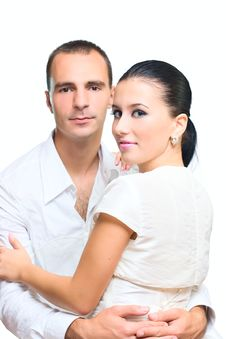 Free Young Girl And Man Stock Photo - 6638370